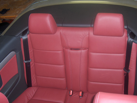 Car Interior Design Upholstery